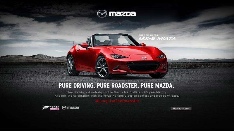Mazda's MX-5 Miata Livery Design Contest