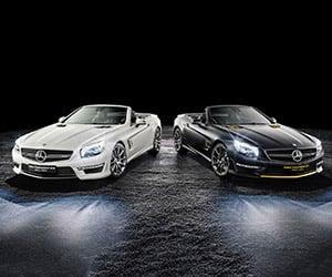 2014 Mercedes-Benz SL 63 AMG World Championships