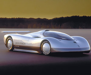 Concepts from Future Past: Oldsmobile Aerotech