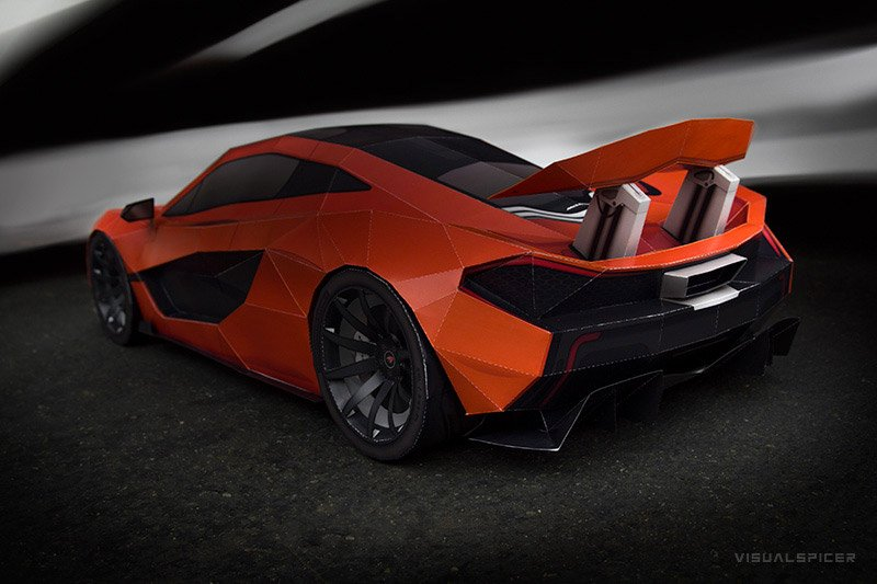 Mclaren P1 Cost >> Own a McLaren P1 for the Cost of Paper and Tape