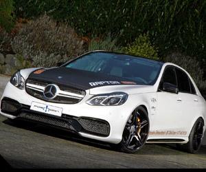 Posaidon Amps Mercedes-Benz E63 AMG to 841HP