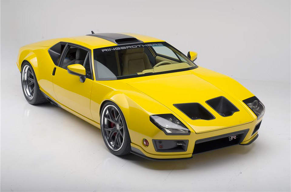 Ringbrothers ADRNLN Pantera Heads to Auction