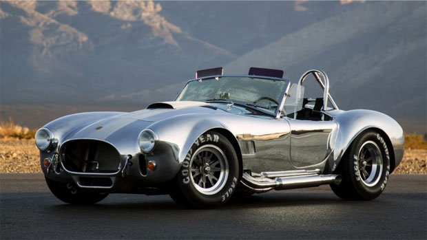Shelby American 50th Anniversary Shelby Cobra