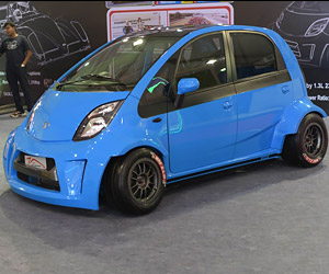 "The 230hp Tata ""Super Nano"""