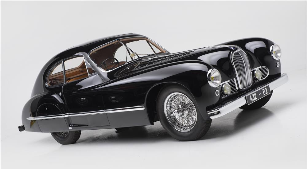 1949 Talbot-Lago T26 Grand Sport Coupe for Sale