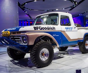 1966 Ford F-100 Turned into Epic Baja Racing Truck