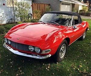 1967 Fiat Dino 2L Spider for Sale on eBay