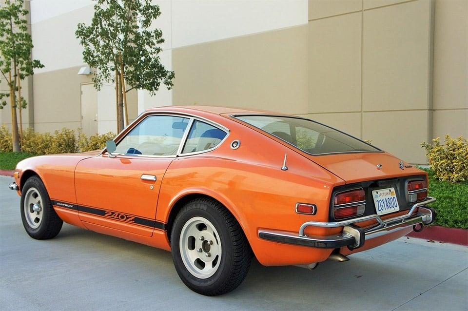 Beautiful 1973 Datsun 240z On Ebay 95 Octane