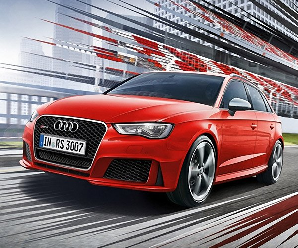 2015 Audi RS3 Sportback Previewed