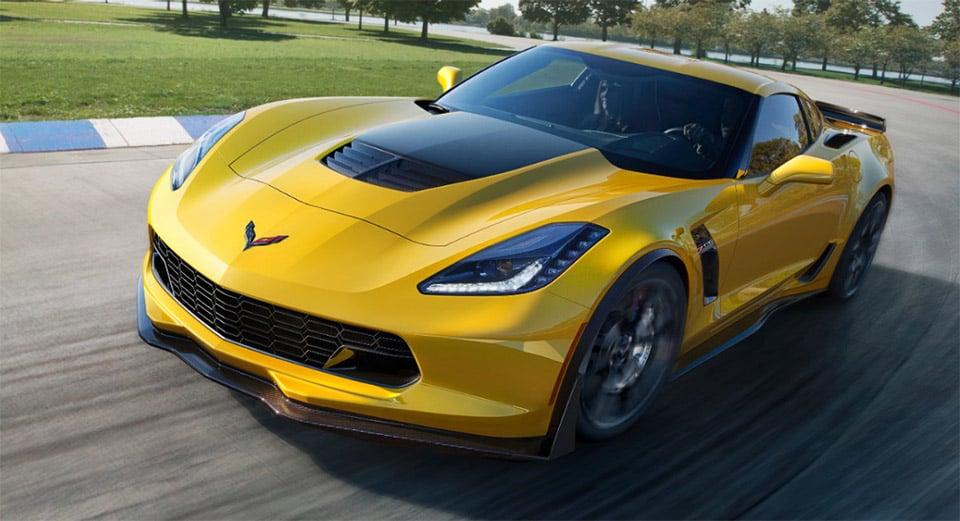 2015 Corvette Z06 Engine Goes Boom at 891 miles