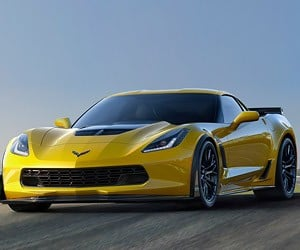 2015 Corvette Z06 Engine Goes Boom at 891 miles