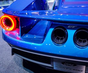 Listen to the New Ford GT Right Now