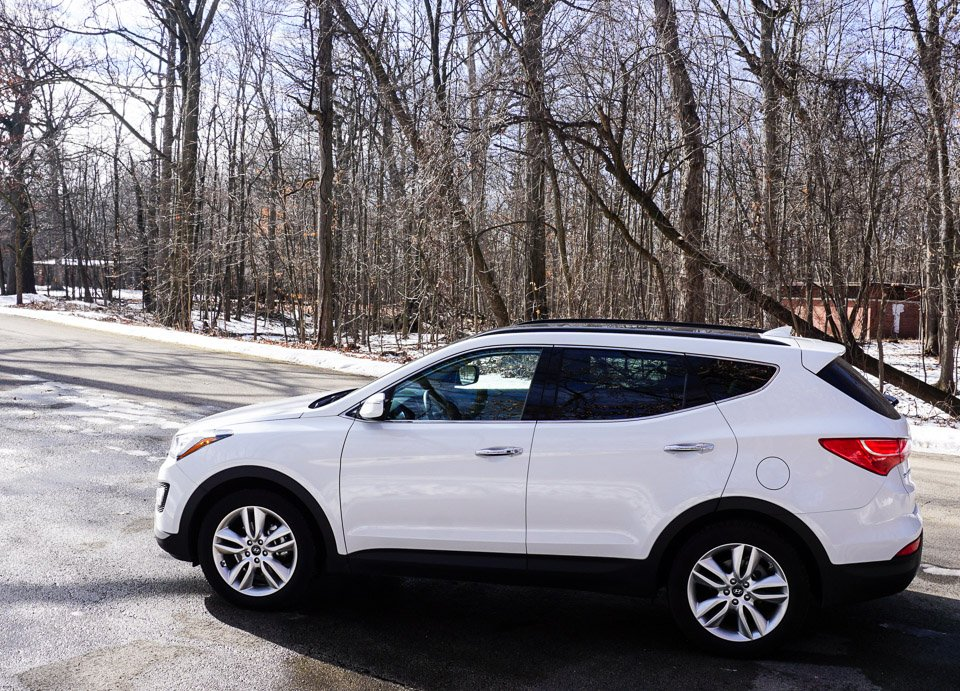 review 2015 hyundai santa fe sport 2 0t awd 95 octane. Black Bedroom Furniture Sets. Home Design Ideas