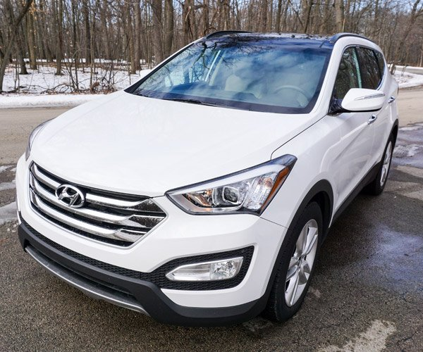 review 2015 hyundai santa fe sport 2 0t awd. Black Bedroom Furniture Sets. Home Design Ideas