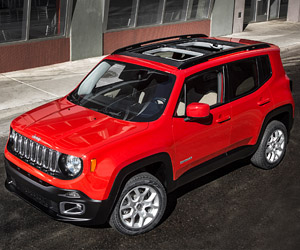 Jeep Renegade Pricing Announced