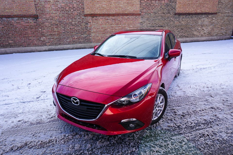 Review: 2015 Mazda 3 i Touring
