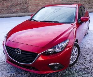 Review: 2015 Mazda 3 i Touring