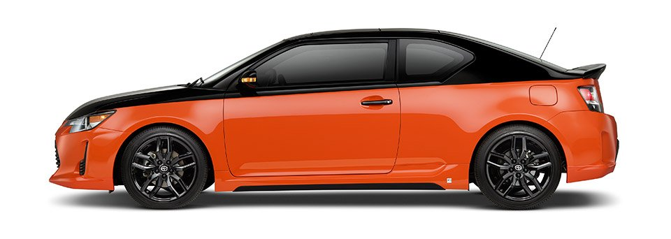scion introduces limited edition two tone scion tc 95 octane. Black Bedroom Furniture Sets. Home Design Ideas