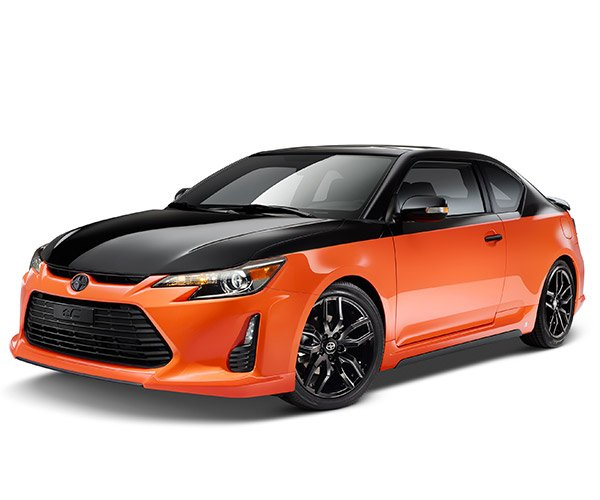 Scion Introduces Limited Edition Two-Tone Scion tC
