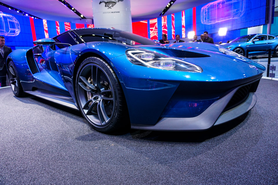 Up Close with the Ford GT