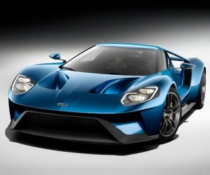 2017 Ford GT Revealed
