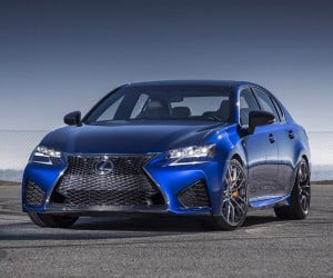 2016 Lexus GS F Debuts in Detroit