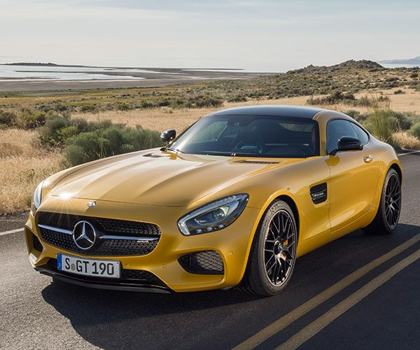 2016 Mercedes-Benz AMG GT S Price Announced