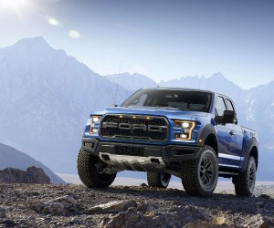 The New F-150 Raptor to Rock 450 Horsepower