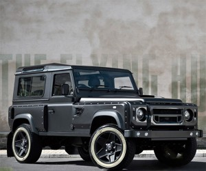 Kahn Design's Land Rover Defender Huntsman