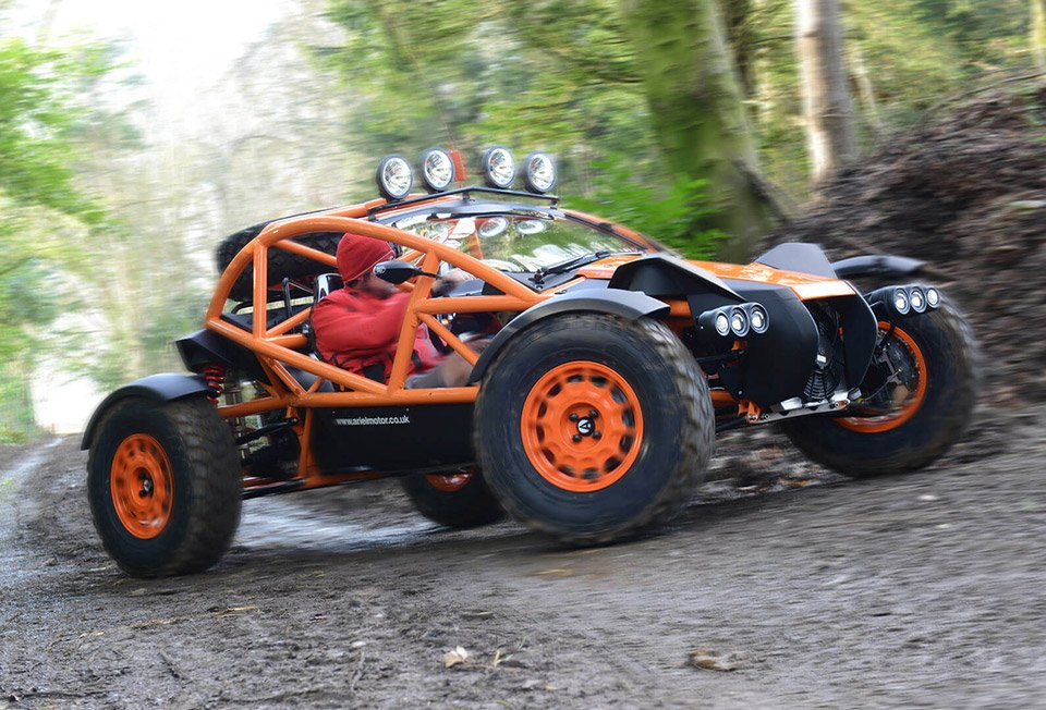 ariel nomad off road buggy gets official 95 octane. Black Bedroom Furniture Sets. Home Design Ideas
