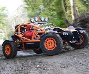 Ariel Nomad Off-Road Buggy Gets Official
