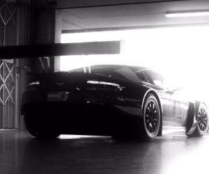 Aston Martin Teases Vantage GT3