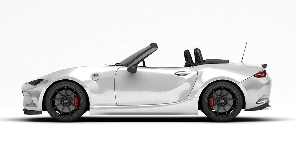 BBR Boosts the New Mazda MX-5 Miata to 200 HP