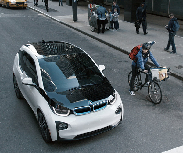 BMW Mocks i3 Confusion in Super Bowl Ad