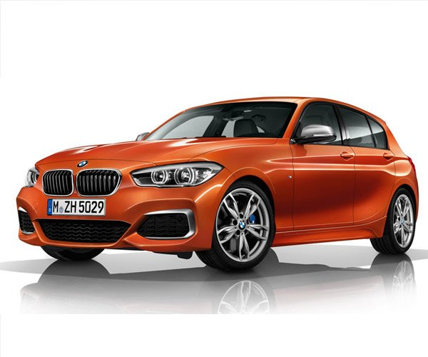 The Facelifted BMW M135i Hatchback: Forbidden Fruit