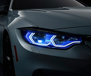 BMW Shows New Concept Lighting at CES 2015