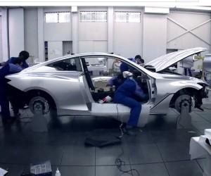 Building the Infiniti Q60 Concept