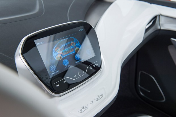 2015 Chevrolet Bolt EV Interior – Bolt EV Connect