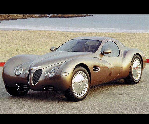 Concepts from Future Past: 1995 Chrysler Atlantic
