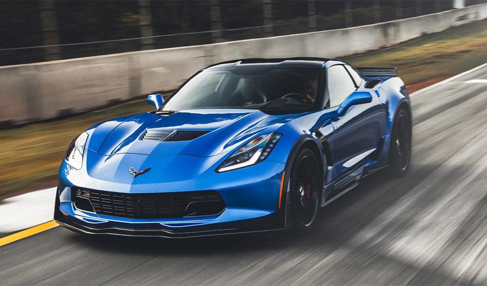 Corvette Z06 Nurburgring Lap Time Rumored to Be Insane