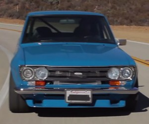 I Want This Turbo '72 Datsun 510