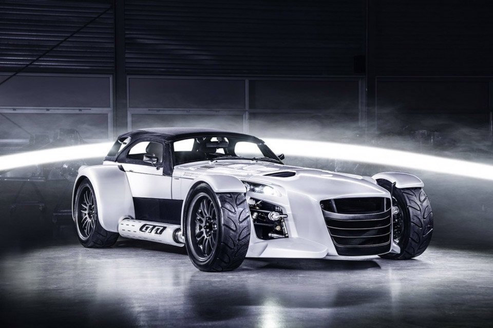Donkervoort D8 GTO Bilster Berg Edition Unveiled