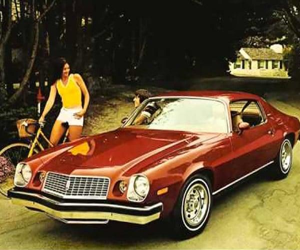 Funny: History of the Camaro