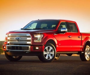 Ford Unlikely to Create Car Bodies from Aluminum