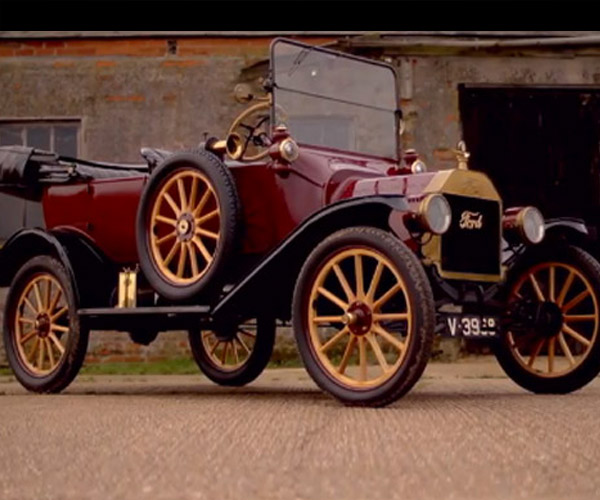 Ford Model T Video Highlights the Most Important Car Ever