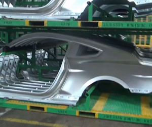 Inside the Ford Mustang Factory