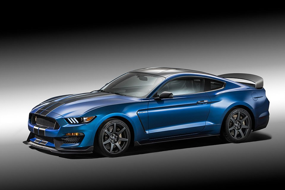 Ford Introduces Shelby GT350R Mustang