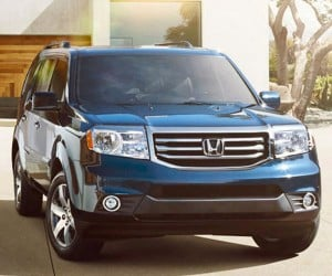 All-new Honda Pilot SUV Landing this Summer