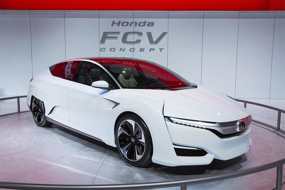 Honda FCV Concept Heading to Japan Market