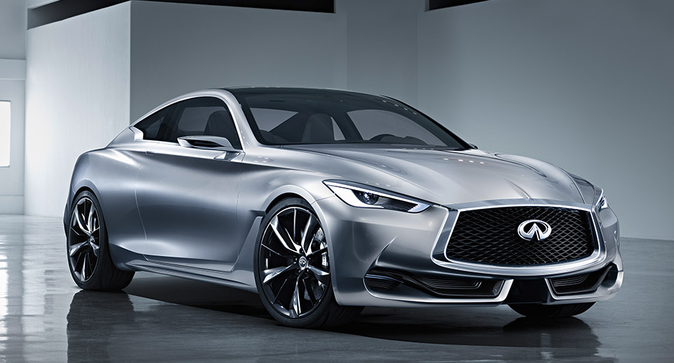 Infiniti Q60 Concept Fully Revealed